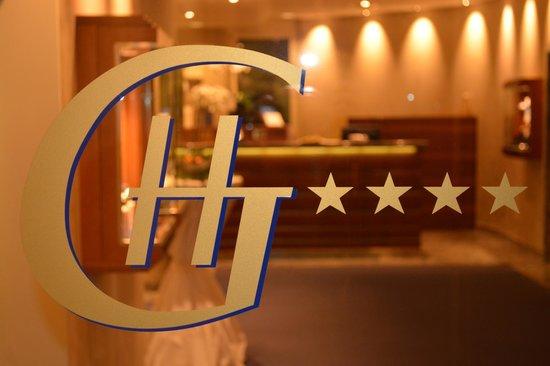 Hotel Glärnischhof: Hoteleingang