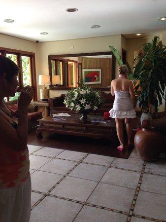 Ilha Flat Hotel: Lobby