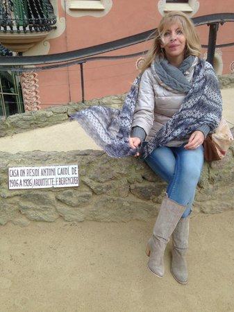 Parc Güell : Parc Guell