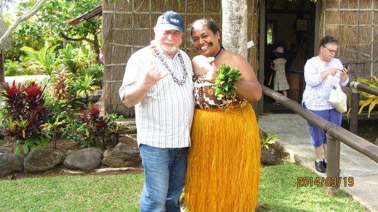 Polynesian Cultural Center: Freude