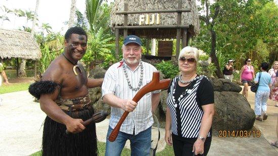 Polynesian Cultural Center : Fiji