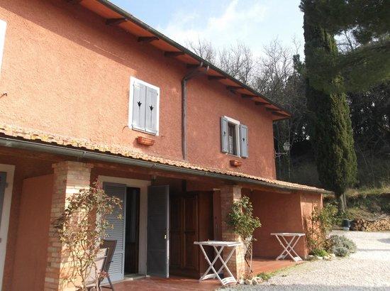 Villa del Sole: Hotel/Cascina