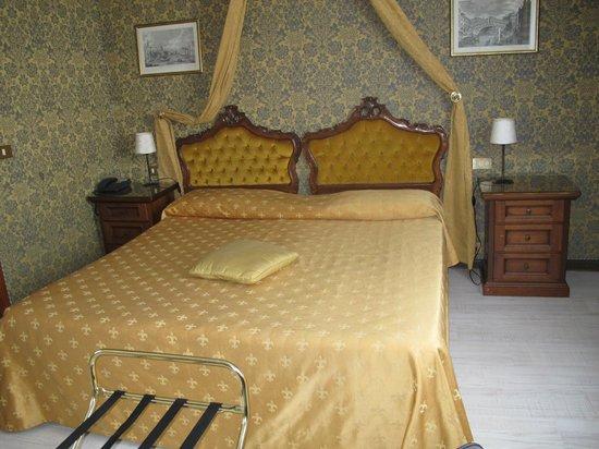 Hotel San Gallo : Quarto