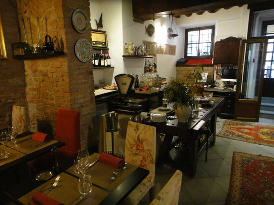 Ristorante Le Campane: 店内の様子