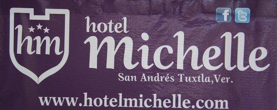 Hotel Michelle : Logo