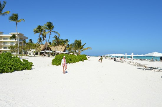 The Westin Puntacana Resort & Club: Beach area