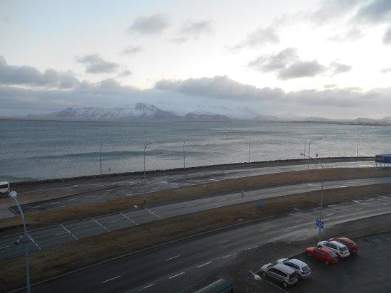 Centerhotel Arnarhvoll: View Room 607