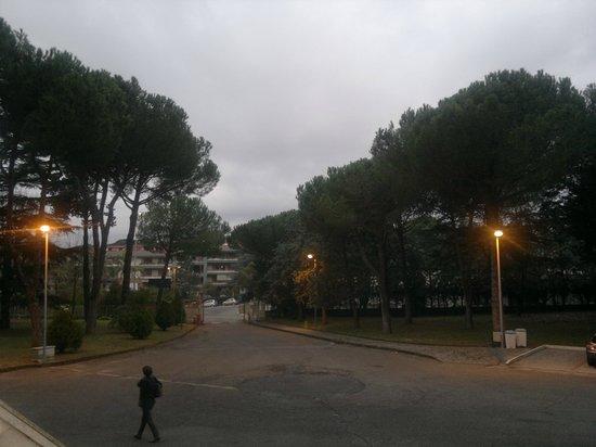 Green Park Hotel Pamphili : Vista externa