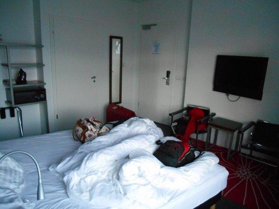 Centerhotel Arnarhvoll: Room 607