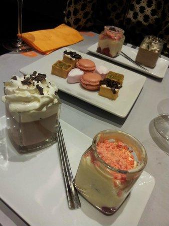 La Gazzetta : Dessert à 2