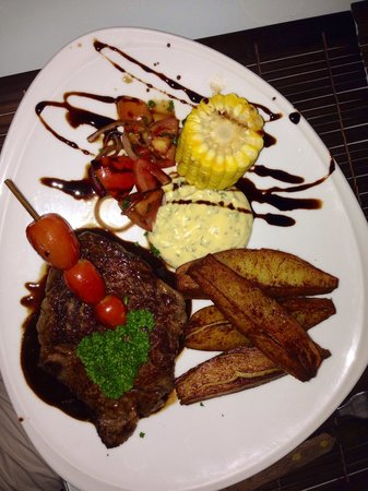 2gether Restaurant : Ribeye