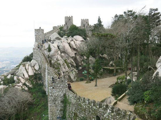 Castle of the Moors : Крепость
