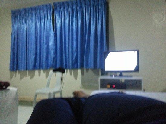 Kingsway Inn: Double Room - TV