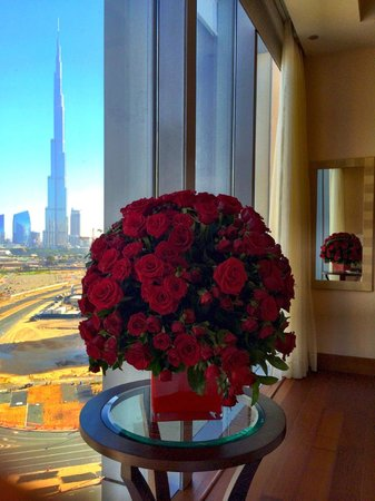 The Oberoi, Dubai: View from the room