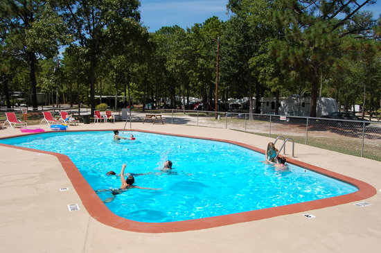 Campsite Picture Of Lazy Acres Campground Fayetteville Tripadvisor