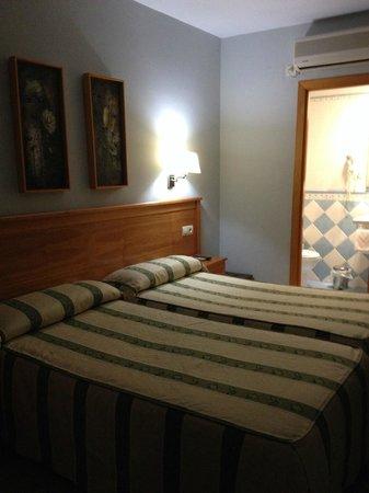 Hotel Goya: Apartamento