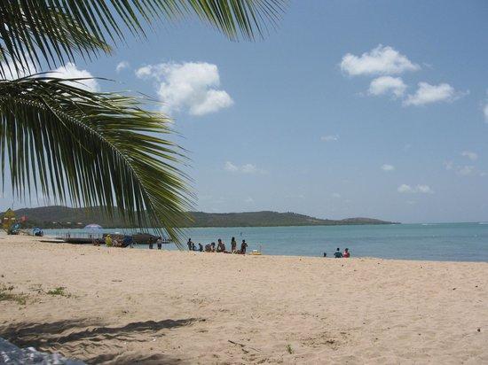 Villa Cofresi Hotel: Boqueron beach (45 min south) - WORTH IT