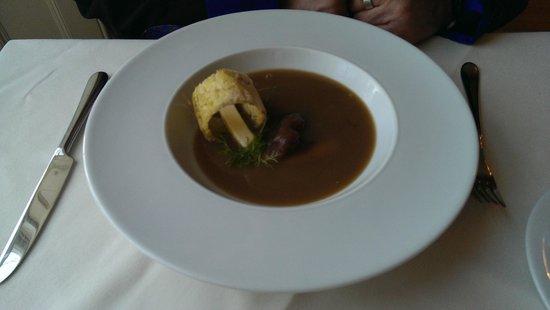 Hob Nob Restaurant : French soup