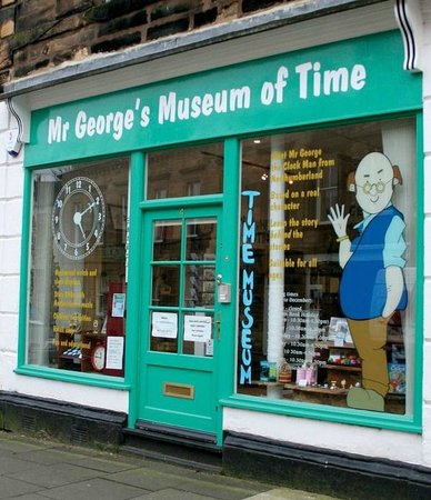 ‪Mr George's Museum of Time‬