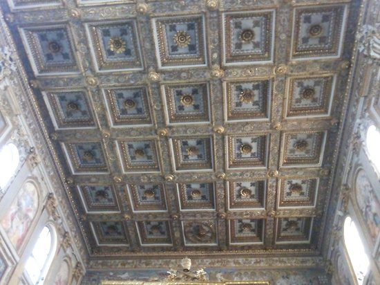 Teto Basilica di Santa Maria Maggiore