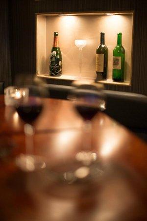Somm Restaurant & Winebar : Matsal