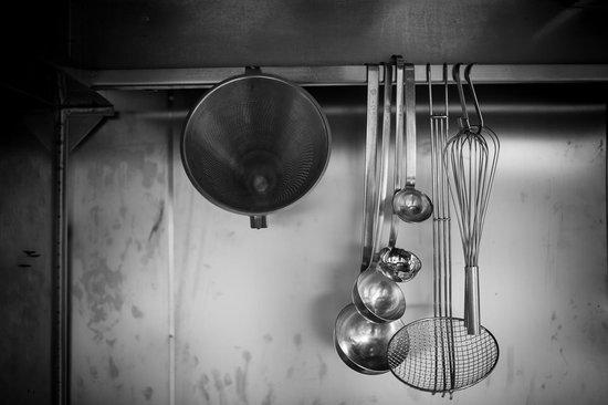 Somm Restaurant & Winebar : Kök