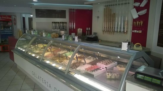 Gelateria del Lago: gelato!!!