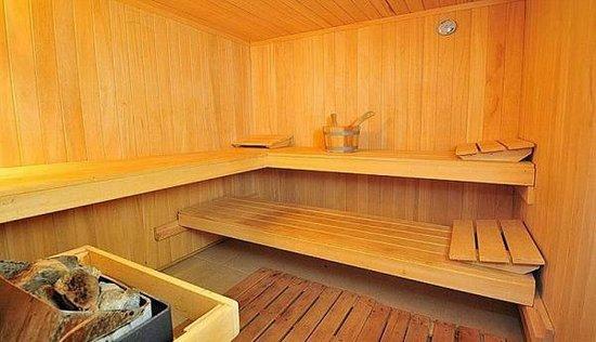 Bikta Banof: Sauna