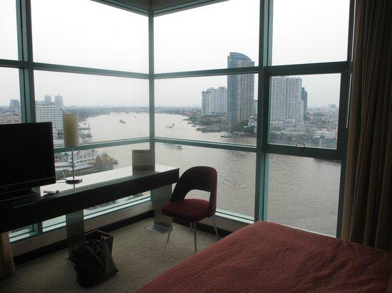Chatrium Hotel Riverside Bangkok : Bedroom 1509