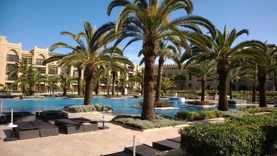 Mazagan Beach & Golf Resort : POOL VIEW 5