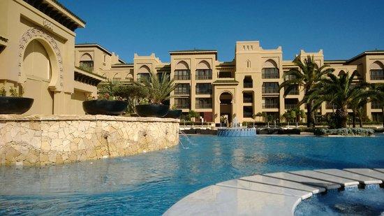 Mazagan Beach & Golf Resort : POOL VIEW 4