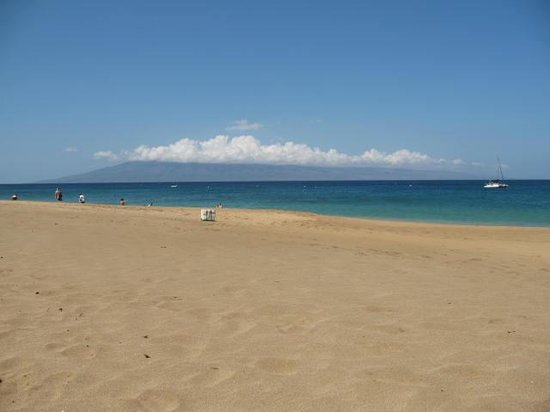 Ka'anapali beach beauty 365 days a year