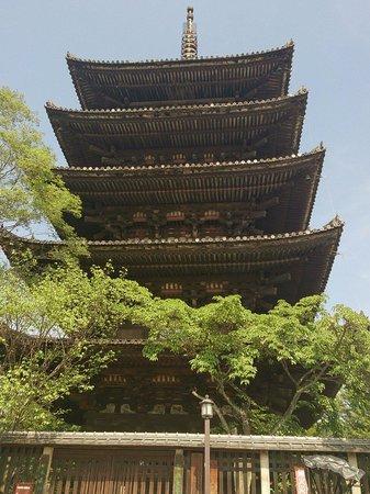 Yasakanoto: 八坂の塔