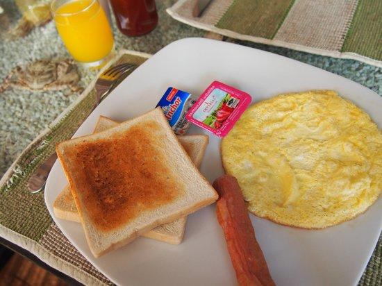 Ripple Beach Inn: breakfast!