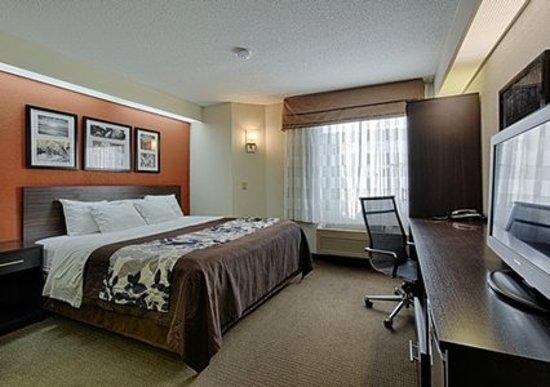 Sleep Inn - Lansing North / Dewitt: King