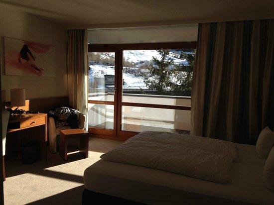 Hotel Garni Rundeck: lovely sunny room