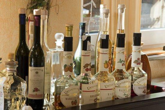 Martini: Erlesene Spiriuosen