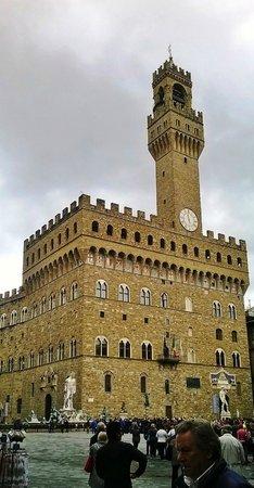 Grand Hotel Adriatico: Palazzo Vecchio - Piazza della Signoria
