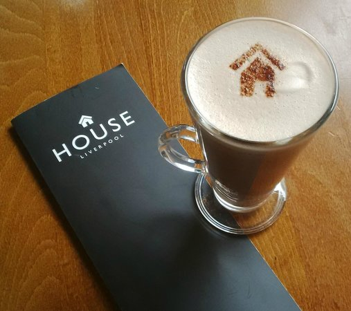 House Kitchen & Bar: House Hot Chocolate