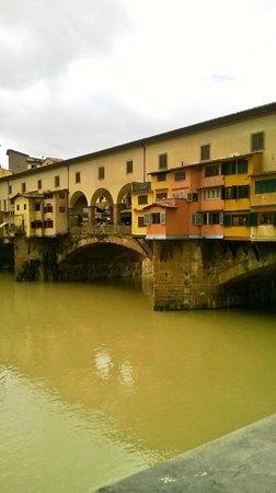 Grand Hotel Adriatico: Ponte Vecchio