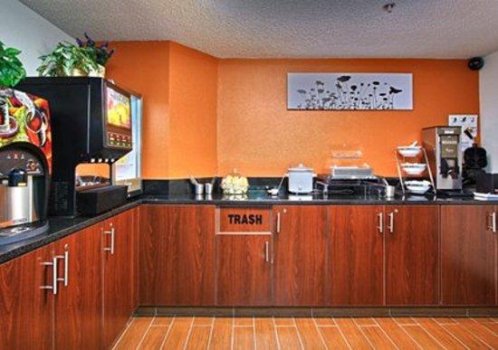 Sleep Inn - Lansing North / Dewitt : Breakfast Area