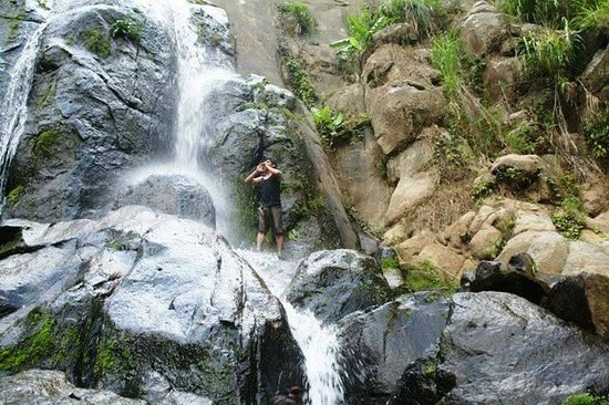 Miyamit Falls