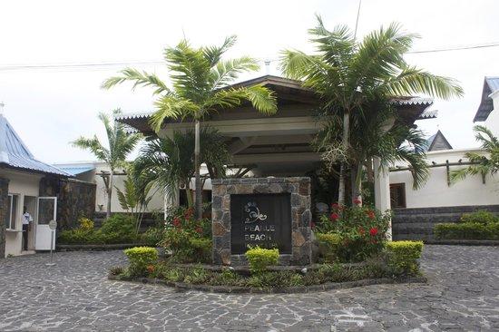 Pearle Beach Resort & Spa: Entrance