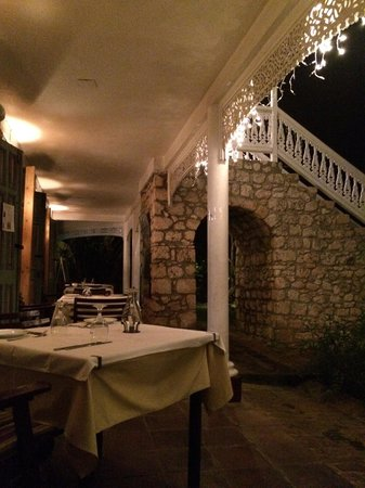 Toscanini Restaurant : As mesas