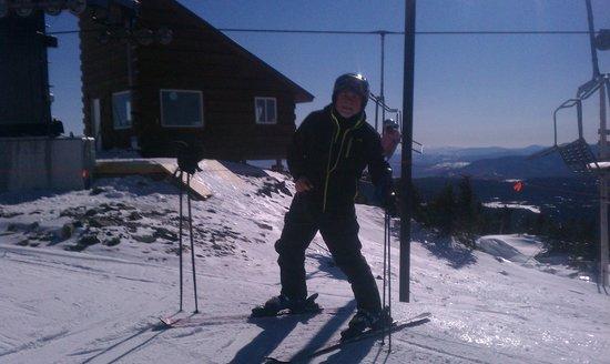 Sugarloaf Mountain: SPRING SKIING