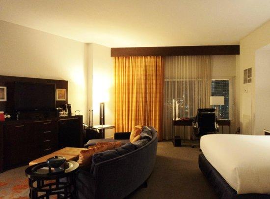 Monte Carlo Resort & Casino: Hotel 32 Studio suite