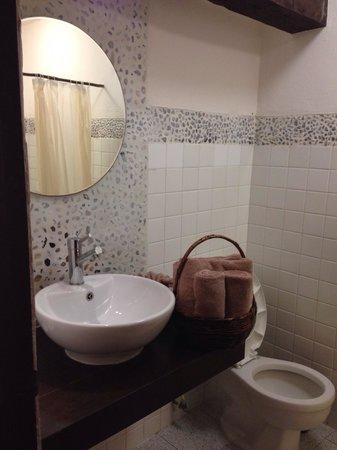 Vista del Mar Boutique Hotel : Bathroom