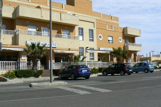 Hotel Blanca Brisa: Hotel  Blanca Brisa