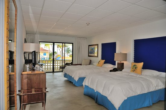 Bimini Big Game Club Resort & Marina: Large and clean rooms