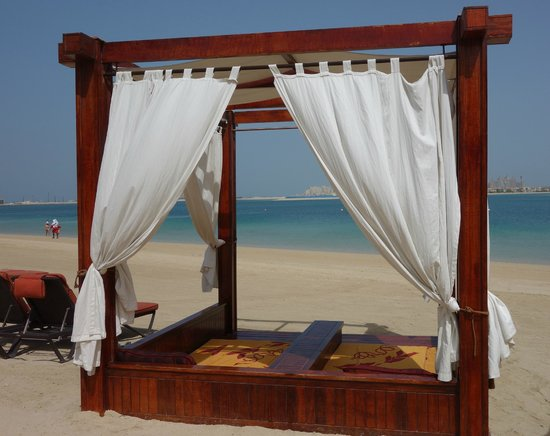 Jumeirah Zabeel Saray: For rent 500 dirhams a day!